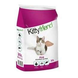 Kitty Friend Pink Litter 30L