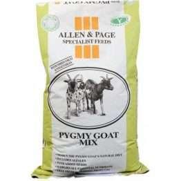Allen & Page Pygmy Goat Mix 15kg