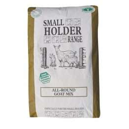 Allen & Page Small Holder Range All Round Goat Mix 20kg