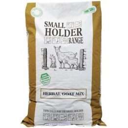Allen & Page Small Holder Range Herbal Goat Mix 20kg
