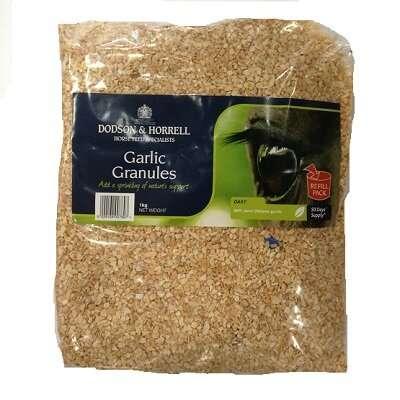 Dodson & Horrell Garlic Granules Refill Bag 1kg