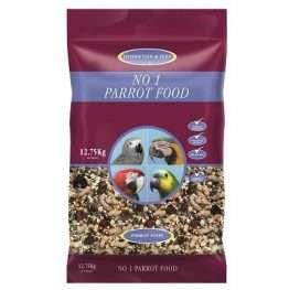 Johnston & Jeff No.1 Parrot Food 12.75kg