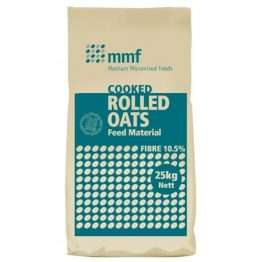 Masham Micronized Feeds Cooked Rolled Oats 25kg