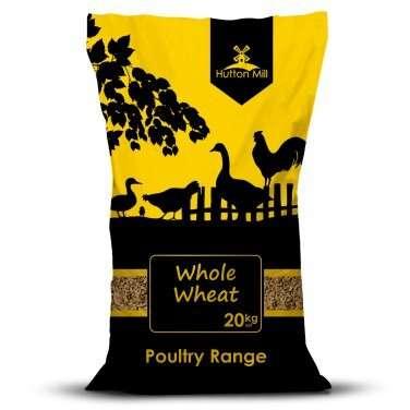 Hutton Mill Whole Wheat 20kg