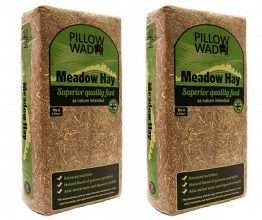 Pillow Wad Meadow Hay Maxi 3.75kg x 2
