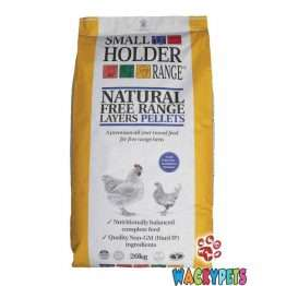 Free Range Layers Pellets 20kg CHICKEN FOOD: Allen & Page Naturally Good