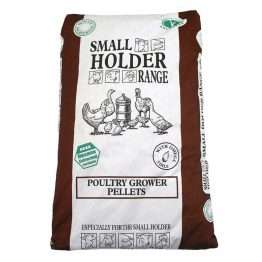 Allen & Page Small Holder Range Poultry Grower Pellets 20kg