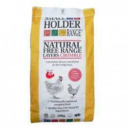 Allen & Page Natural Free Range Layers Crumble 20kg