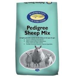 Badminton Pedigree Sheep Mix 20kg