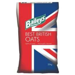 Baileys Bruised Best British Oats 20kg