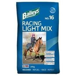 Baileys No.16 Racing Light Mix 20kg