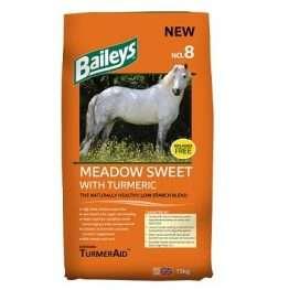 Baileys No.8 Meadow Sweet with Turmeric 15kg