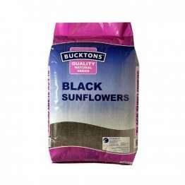Bucktons Black Sunflower Seed 12.75kg