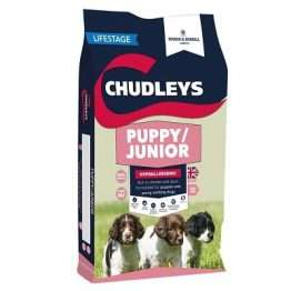 Chudleys Puppy/Junior Dog Food 12kg
