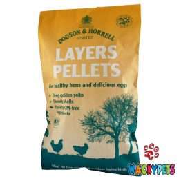 Dodson & Horrell Layers Pellets 20kg