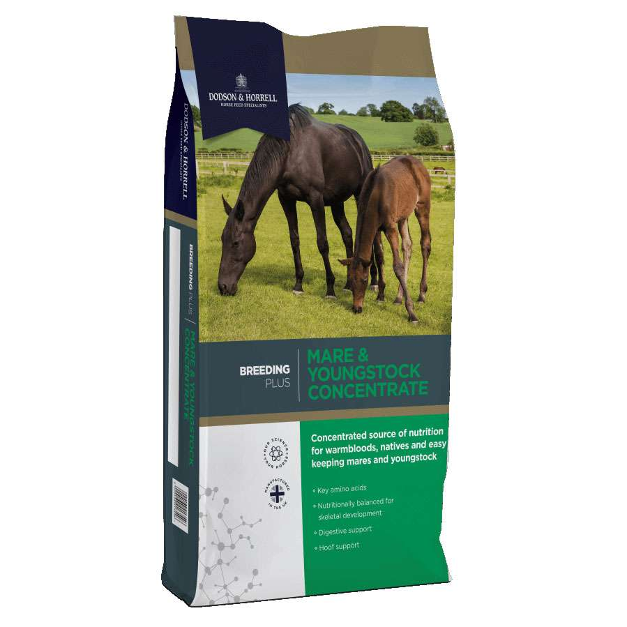 Dodson and Horrell Mare and Youngstock Concentrate 20kg Horse / Pony Feed