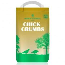 Dodson & Horrell Starter Chicken Crumbs 5kg