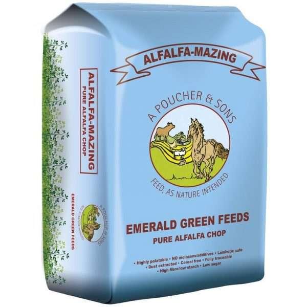 Emerald Green Feeds Alfalfa-Mazing 15kg
