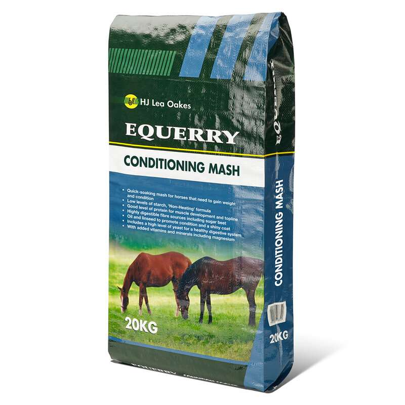 Equerry Conditioning Mash 20kg Horse Feed