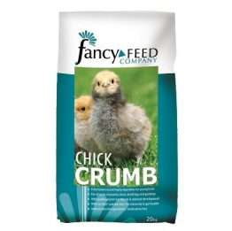 Fancy Feeds Chick Crumb 20kg