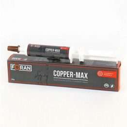Foran Copper-Max Paste Syringe 30g