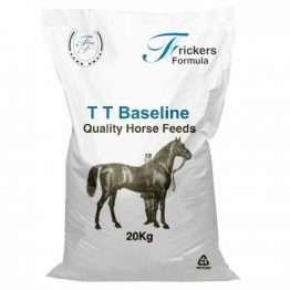 Frickers Formula TT Baseline 20kg Non Heating Horse Feed