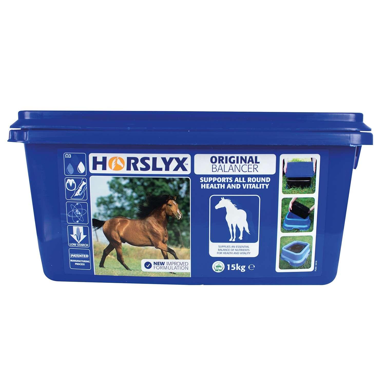 Horslyx Original Lick 15kg Horse / Pony Lick