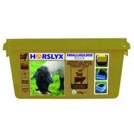 Horslyx Smallholder Block 15kg