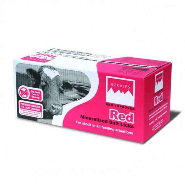 Rockies Red 20kg