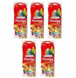 Versele Laga Prestige Sticks Budgie TRIPLE PACK x 5