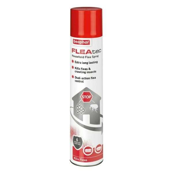 Beaphar Fleatec House Flea Spray