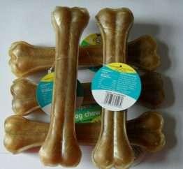 Best Pets Medium 8 inch pressed bones x 5