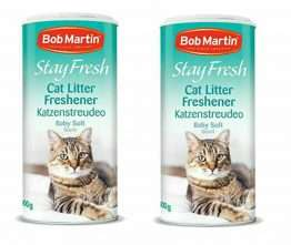 Bob Martin Cat Litter Freshener Baby Fresh x 2