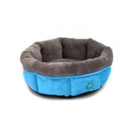 Ancol 50cm Blue Dog Bed Made From 100% RECYCLED MATERIAL