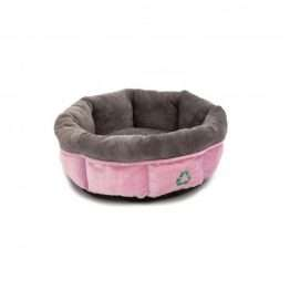 Ancol 50cm Pink Dog Bed Made From 100% RECYCLED MATERIAL
