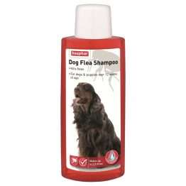 Beaphar Canac Dog Flea Shampoo 250ml
