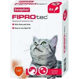 beaphar flea treatment cat spot on