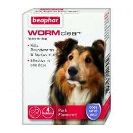 Beaphar WORMclear Dogs 3KG - 40kg