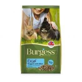Burgess Excel Rabbit Junior & Dwarf 10kg