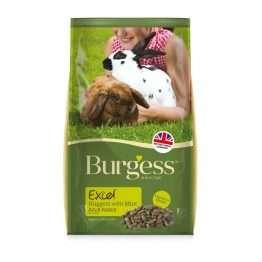 Burgess Excel Rabbit Nuggets 10kg