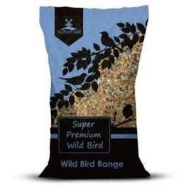 Hutton Mill Super Premium Wild Bird Seed Mix 20kg