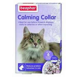 Beaphar cat calming collar