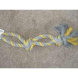Dental rope dog toy