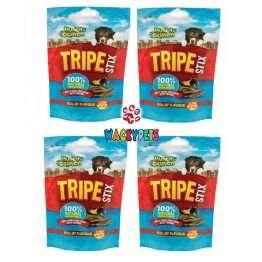 4 x Much and Crunch Tripe Stix