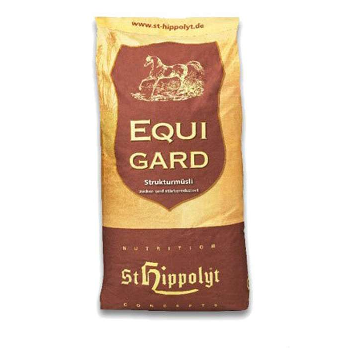 St Hippolyt Equigard Classic Pellet 25kg Horse Food / Feed with Free Delivery