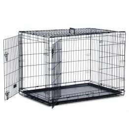 Dog Crate Safe N Sound 2 door
