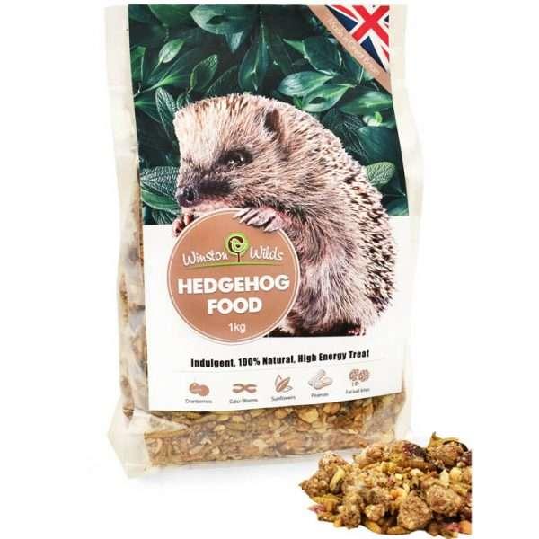 Winston Wilds Hedgehog Food
