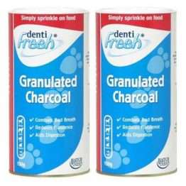 2 x hatchwells granulated charcoal