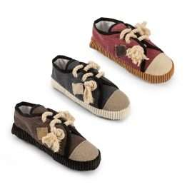 Ancol Ropey Trainer Shoe Dog Toy