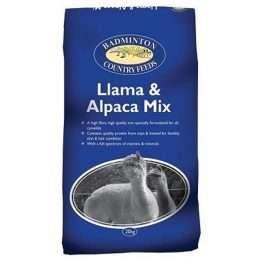 Badminton Llama & Alpaca Mix